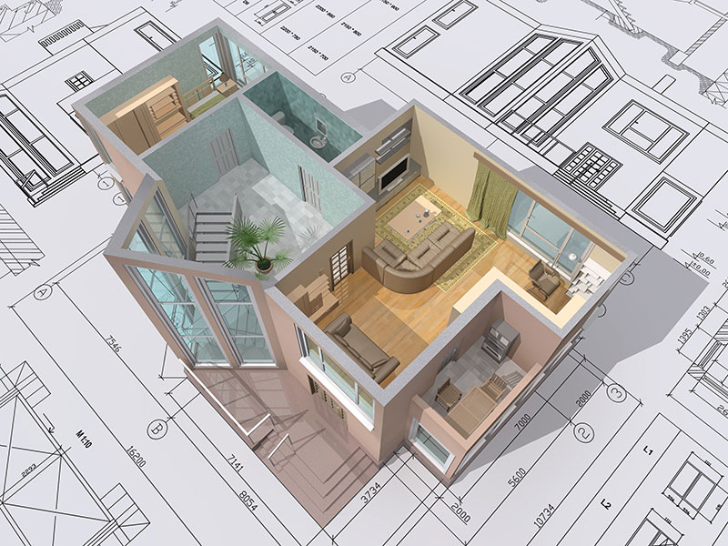 Architectural Drawing Service Winchester